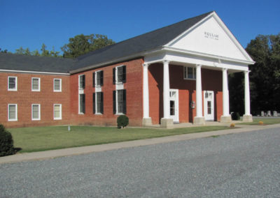 Beulah Baptist Church Renovation