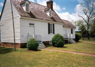 Sailors Creek Battlefield State Park – Hillsman House